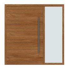 Entry doors - Forever House