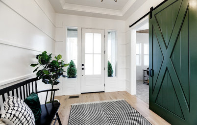 10 Entryways People Are Loving Right Now