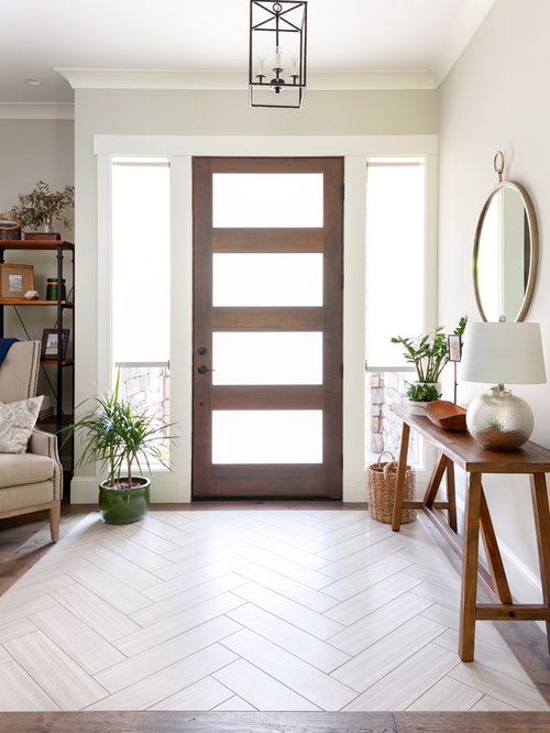 Modern Foyer Houzz : Top modern entryway ideas photos houzz