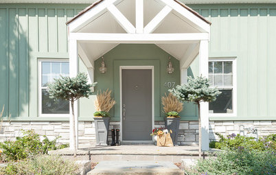 Designer Tips for Improving the Curb Appeal of Your Front Entry