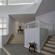 Contemporary Entry by Ginkgo House Architecture