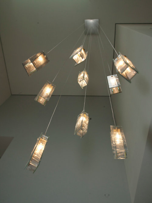 Contemporary Foyer Lighting Modern Entry Chandelier For