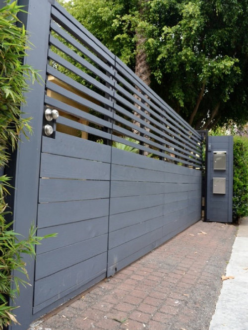 Rolling Gates Houzz