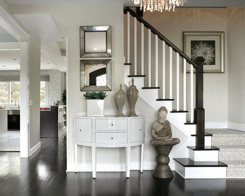 hall d 39 entr e contemporain new york photos et id es d co de halls d 39 entr e de maison ou d. Black Bedroom Furniture Sets. Home Design Ideas