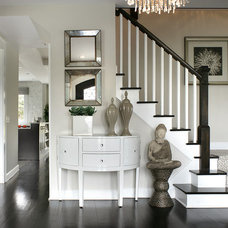 Contemporary Entry by Jennifer Pacca Interiors