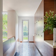 Modern Entry by Michael Robinson Photography LLC