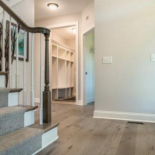 Modern New Build Hardwood Flooring