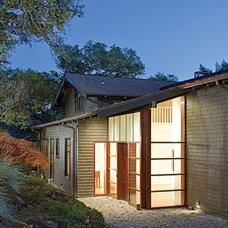 Craftsman Entry by Sutton Suzuki Architects