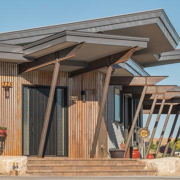Modern Residence – Eagle, Idaho Foothills