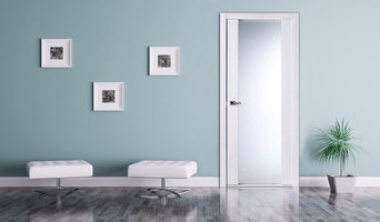 Modern solid wood core doors retail company