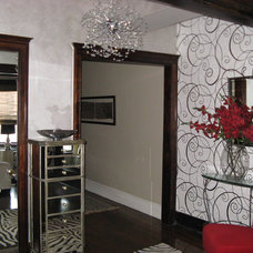 Eclectic Entry by P.S. Designs