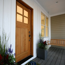 Beach Style Entry by Cottage Home, Inc.