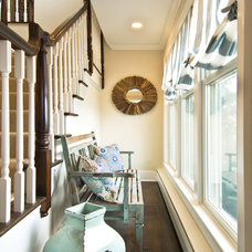 Beach Style Entry by Hampton Design