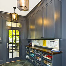 Traditional Entry by G&L and Sons Renovations