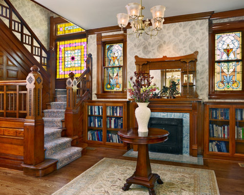 Victorian Interior Design Ideas Remodel Pictures Houzz