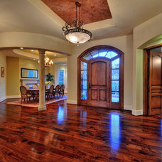 Mediterranean Entry by Maggetti Construction Inc.