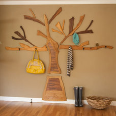 Entry by Jessica Risko Smith Interior Design