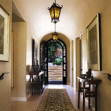 Mediterranean Entry by Dylan Chappell Architects