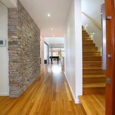 Contemporary Entry by SBT Designs
