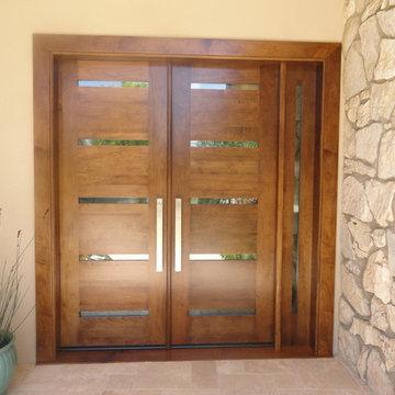 More Custom Doors
