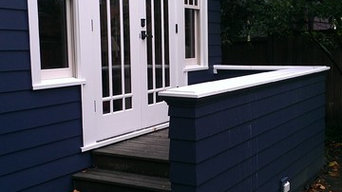 Mount Baker siding and window replacement