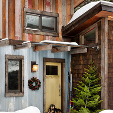 Rustic Entry by Mindful Designs, Inc.