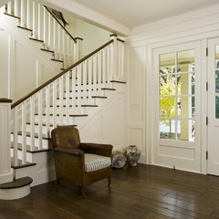traditional entry by Arcanum Architecture