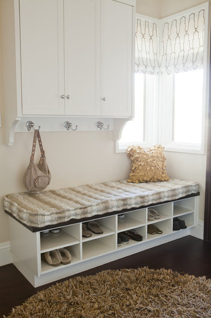 Traditional Entry by Alice Lane Home Collection