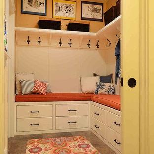 Mudroom and Storage Room