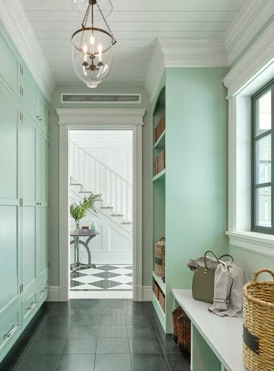 Classique Entrée by Denise Maloney Interior Design