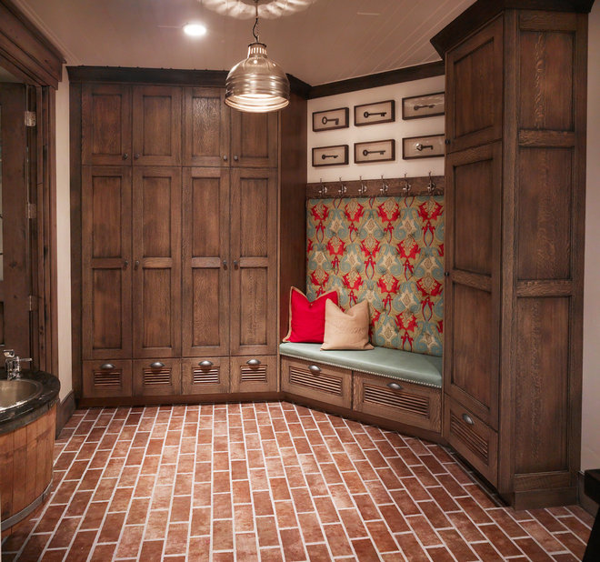 Transitional Entry by Designs by Craig Veenker