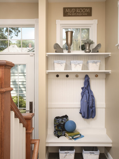 Small Mudroom Home Design Ideas Pictures Remodel And Decor