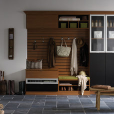 Modern Entry by California Closets of Louisville and Lexington