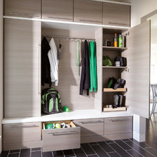 Modern Entry by Closet Classics of Andover