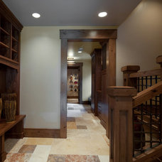 Traditional Entry by Jaffa Group Design Build