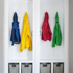 Mudroom Laundry Room Office Closet A Place For Everything