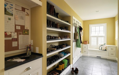 The Family Home: 8 Super Solutions for Shoe Storage