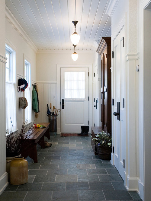 linoleum mudroom floor home design ideas pictures 18587