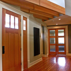 contemporary entry by Sellentin True Design Build