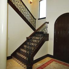 Mediterranean Entry by Javic Homes
