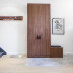 Teak IKEA Closete - Modern - Closet - Los Angeles - by ...