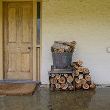 Farmhouse Entry by Jeni Lee
