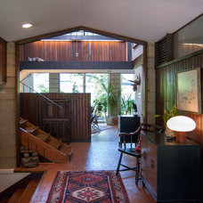 Midcentury Entry by Adrienne DeRosa