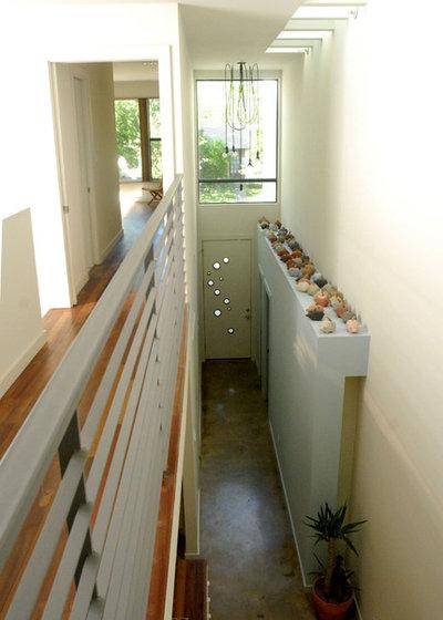Modern Entry by Kara Mosher