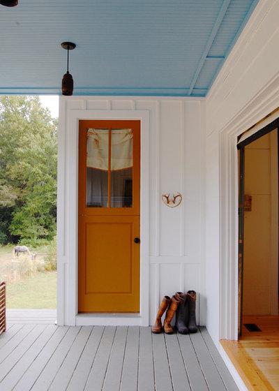 Farmhouse Entry by Corynne Pless