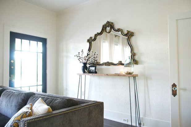 My Houzz Eclectic Charm In A Historic Dallas District