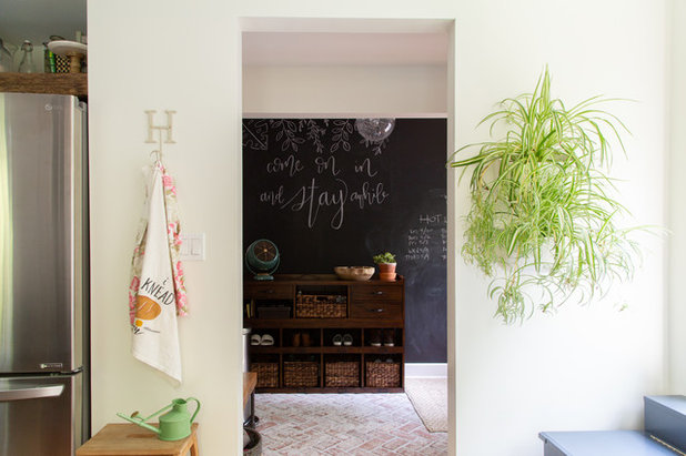 Transitional Entrance by Rachel Loewen Photography