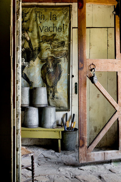 Farmhouse Entry by Rikki Snyder