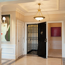 Contemporary Entry by Mary Prince Photography