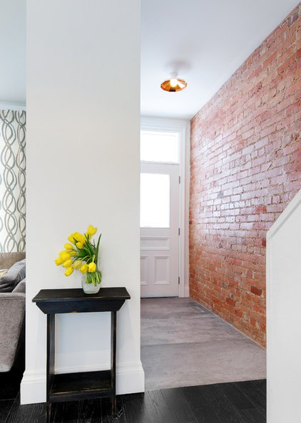 Contemporary Entry by Andrew Snow Photography